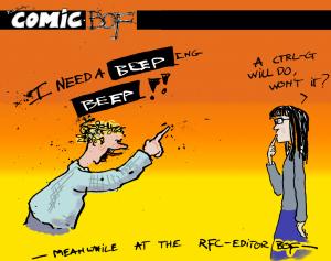 RFC Editor BOF