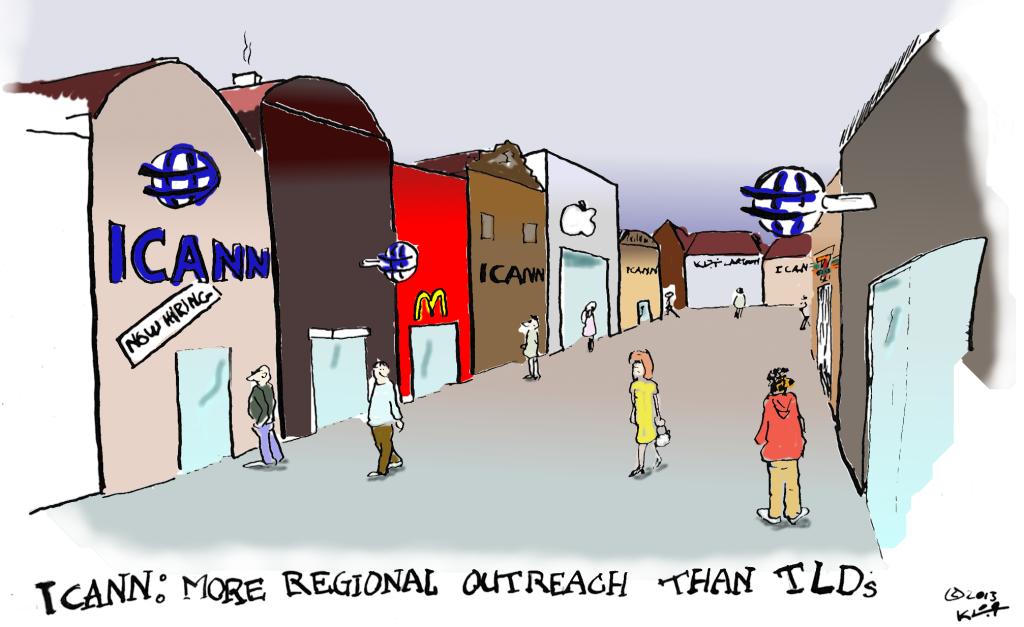 RegionalPresence